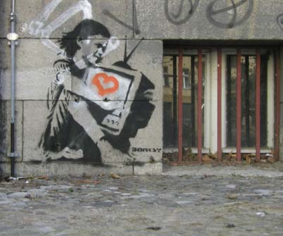 banksy girl-tv.jpg